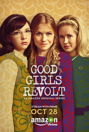 """Good Girls Revolt"" - Movie Poster (thumbnail)"