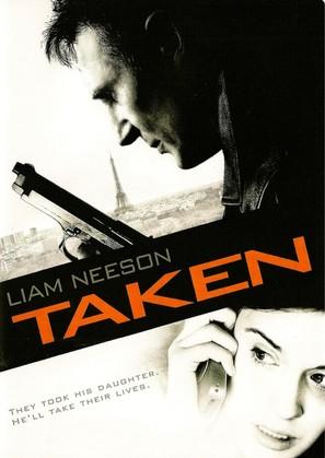 Taken - Movie Cover (thumbnail)