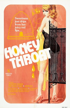 Honey Throat - Movie Poster (thumbnail)