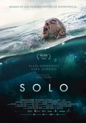 Solo - Spanish Movie Poster (thumbnail)