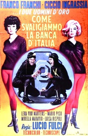 Come svaligiammo la banca d'Italia
