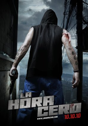 La hora cero - Venezuelan Movie Poster (thumbnail)