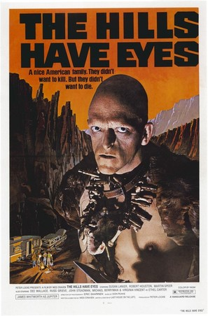 The Hills Have Eyes - Movie Poster (thumbnail)