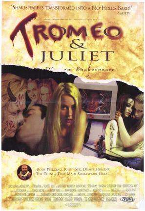 Tromeo and Juliet - Movie Poster (thumbnail)