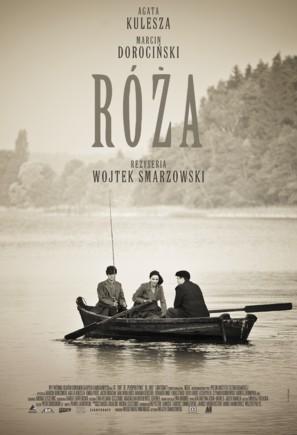 Róza - Polish Movie Poster (thumbnail)