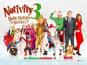 Nativity 3: Dude Where's My Donkey?