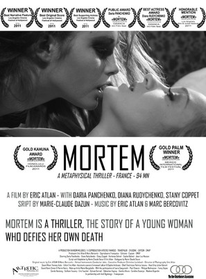 Mortem - French Movie Poster (thumbnail)