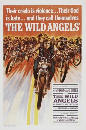 The Wild Angels - Movie Poster (thumbnail)