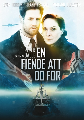 En fiende att dö för - Swedish Movie Poster (thumbnail)