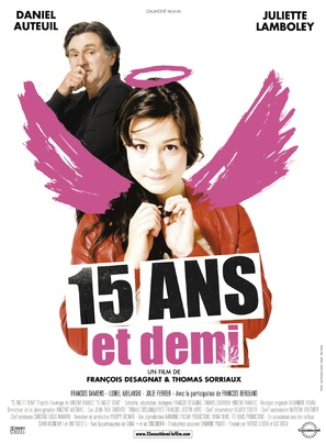 15 ans et demi - French Movie Poster (thumbnail)