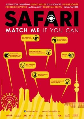 Safari Match Me If You Can