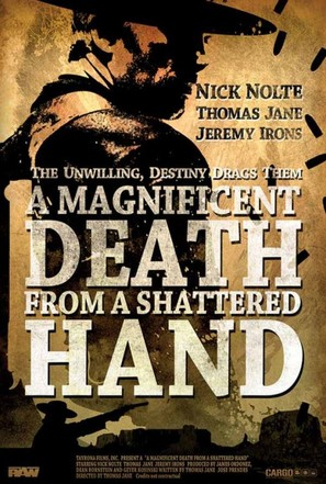 A Magnificent Death from a Shattered Hand - Movie Poster (thumbnail)