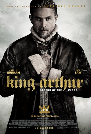 King Arthur: Legend of the Sword - Movie Poster (thumbnail)