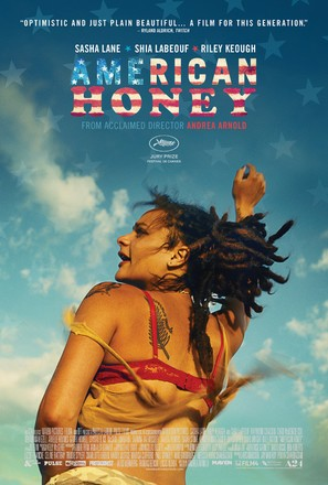 American Honey - Movie Poster (thumbnail)