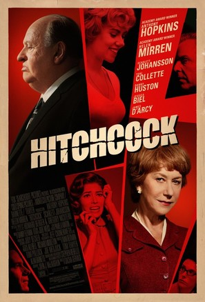 Hitchcock - Movie Poster (thumbnail)