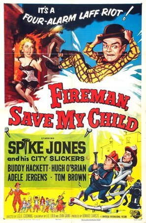 Fireman Save My Child - Movie Poster (thumbnail)