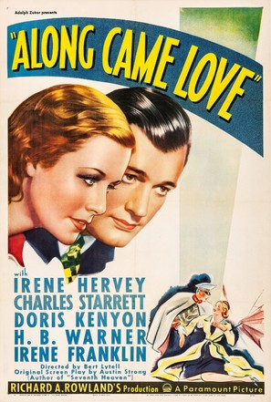 Along Came Love - Theatrical movie poster (thumbnail)