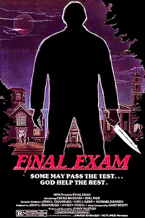 Final Exam - Movie Poster (thumbnail)