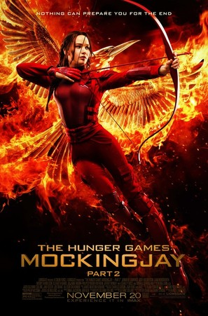 The Hunger Games: Mockingjay - Part 2 - Movie Poster (thumbnail)