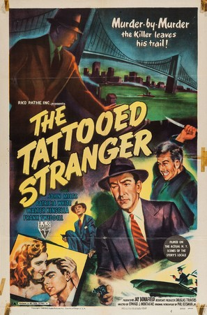 The Tattooed Stranger - Movie Poster (thumbnail)