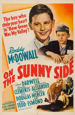 On the Sunny Side - Movie Poster (thumbnail)