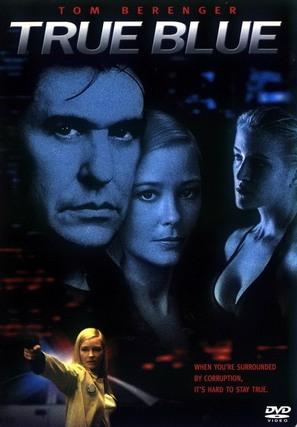 True Blue - DVD movie cover (thumbnail)