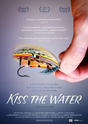 Kiss the Water - Movie Poster (thumbnail)