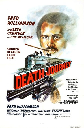 Death Journey - Movie Poster (thumbnail)
