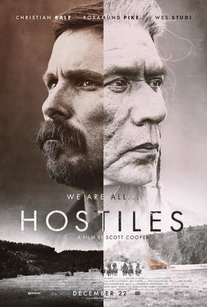 Hostiles - Movie Poster (thumbnail)