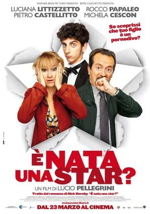 É nata una star? - Italian Movie Poster (thumbnail)