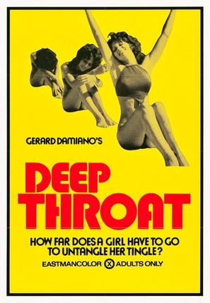 Deep Throat - Movie Poster (thumbnail)