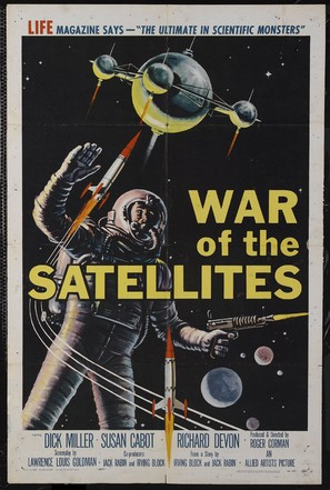 War of the Satellites - Movie Poster (thumbnail)