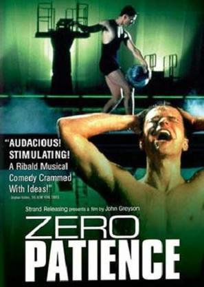 Zero Patience - poster (thumbnail)