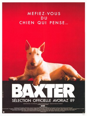 Baxter - French Movie Poster (thumbnail)