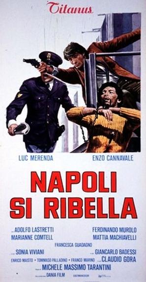 Napoli si ribella - Italian Movie Poster (thumbnail)