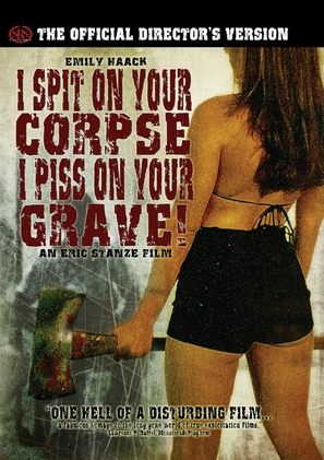 I Spit on Your Corpse, I Piss on Your Grave - Movie Cover (thumbnail)