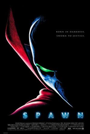 Spawn - Movie Poster (thumbnail)