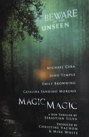 Magic Magic - Movie Poster (thumbnail)