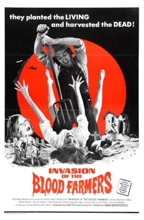 Invasion of the Blood Farmers - Movie Poster (thumbnail)