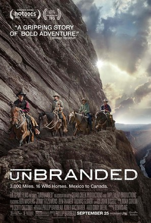 Unbranded - Movie Poster (thumbnail)