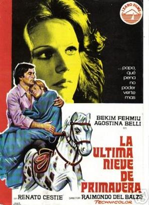 L'ultima neve di primavera - Spanish Movie Cover (thumbnail)