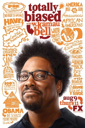 """Totally Biased with W. Kamau Bell"" - Movie Poster (thumbnail)"
