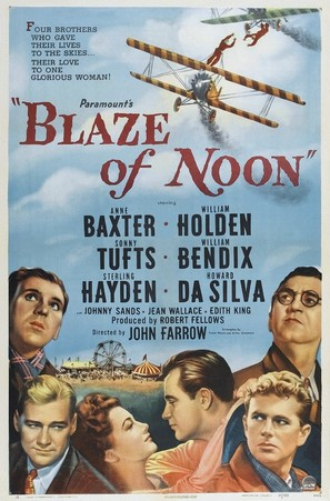 Blaze of Noon - Movie Poster (thumbnail)
