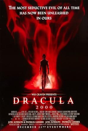 Dracula 2000 - Movie Poster (thumbnail)