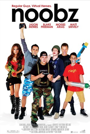 Noobz - Movie Poster (thumbnail)