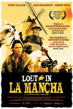 Lost In La Mancha - Movie Poster (thumbnail)