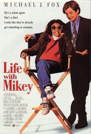Life with Mikey - Movie Poster (thumbnail)