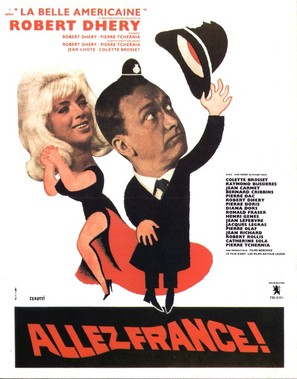 Allez France! - French Movie Poster (thumbnail)