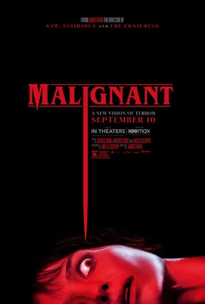 Malignant - Movie Poster (thumbnail)