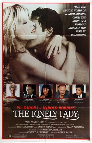 The Lonely Lady - Movie Poster (thumbnail)